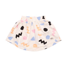 Milk & Masuki Skirt - Memphis (LAST ONE LEFT - SIZE 6 YEARS)