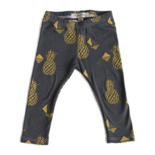Mickey Rose Leggings - Pineapple
