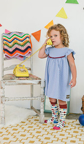 Wee Marcel Socks - Wee Abby [FROM $14.90]