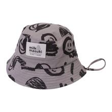 Milk & Masuki Bucket Hat - Hashtag (LAST ONE LEFT - SMALL)