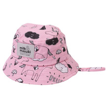 Milk & Masuki Bucket Hat - Believe (ONLY SMALL LEFT)