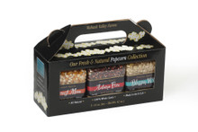 Fresh & Natural Popcorn Collection