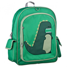 Beatrix Big Backpack - Percival (Dark Green) (LAST ONE LEFT)