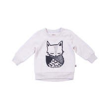 Milk & Masuki Baby Jumper - Fox