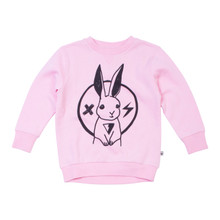 Milk & Masuki Crew Neck Jumper - Rabbit Rockstar