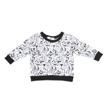 Mickey Rose Jumper - 5 Animal