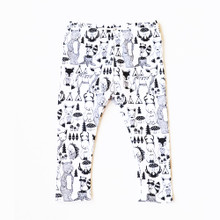Mickey Rose Leggings - 5 Animal