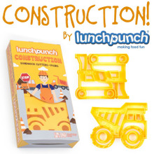 Lunch Punch (2 set) - Construction (OUT OF STOCK)