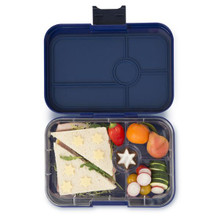 Yumbox Tapas - Portofinos Blue 4 Compartment