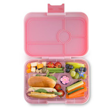 Yumbox Tapas - Almafi Pink 5 Compartment