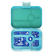 Yumbox Tapas - Antibes Blue 5 Compartment