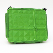 Go Green Lunch Box - Medium Green