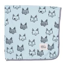 Milk & Masuki Deluxe Blanket - Fox Tricks
