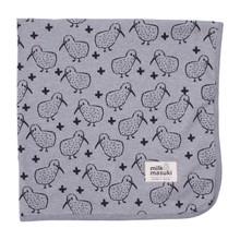 Milk & Masuki Deluxe Blanket - Kiwi