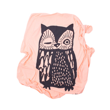 Milk & Masuki Single Layer Wrap - Owl