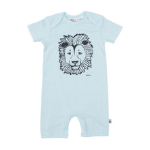 Milk & Masuki Short Sleeve Button All - Lion