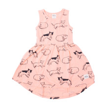 Milk & Masuki Singlet Dress - Cat Nap