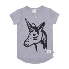 Milk & Masuki Tee - Unicorn