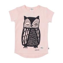 Milk & Masuki Tee - Owl