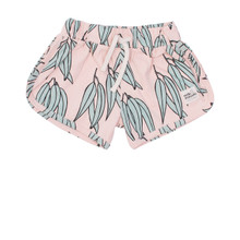 Milk & Masuki Kid Shorts - Gum Leaves