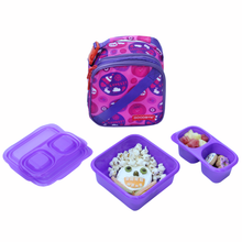 Goodbyn Expandable Lunch Kit - Sweet (Purple)