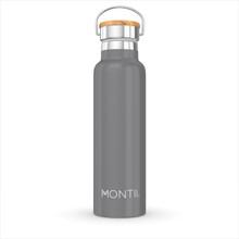 Montii Insulated Drink Bottles (600ml) - Grey