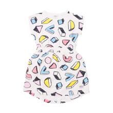 Milk & Masuki Elastic Waist Dress - Shape It