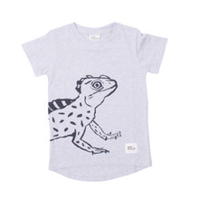 Milk & Masuki Tee - Lizard