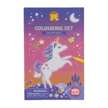 Tiger Tribe Colouring Set - Unicorn Magic (OUT OF STOCK)