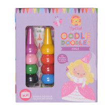 Tiger Tribe Oodle Doodle Crayon - Girls