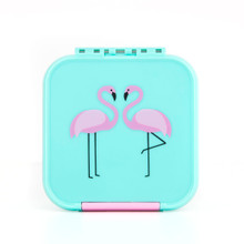 Little Lunch Box Co - Bento Two - Flamingo