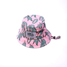 Milk & Masuki Bucket Hat - Gum Leaves