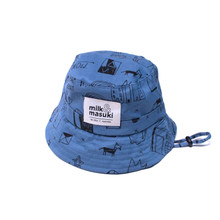 Milk & Masuki Bucket Hat - Basquit (LAST ONE LEFT - MEDIUM)