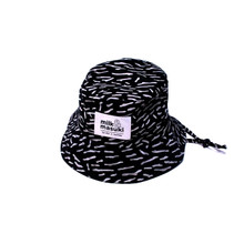 Milk & Masuki Bucket Hat - Crackle