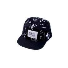 Milk & Masuki 5 Panel Cap - Studio