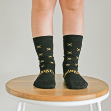 Lamington Merino Crew Socks - Alfie [FROM $15.90]