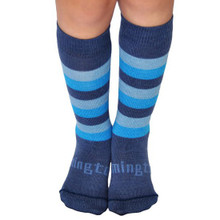Lamington Merino Socks - Atlantic (ONLY SIZE 1-2 YRS LEFT)