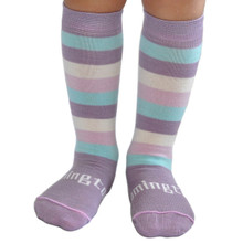 Lamington Merino Socks - Macaroon (ONLY SIZE 2-4 YRS LEFT)