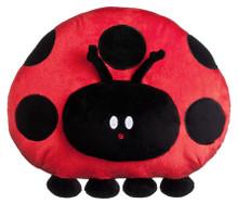 Beatrix Cuddly Creatures - Juju (Ladybug)