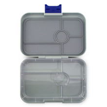Yumbox Tapas - Flat Iron Grey 5 Compartment