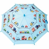 Bobble Art Umbrella - Traffic
