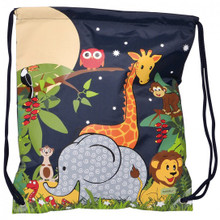 Bobble Art Swimming Bag - Jungle