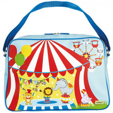Bobble Art Large Overnight Bag - Circus