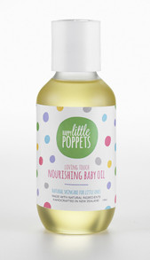 Happy Little Poppets Nourishing Baby Oil