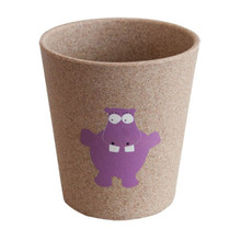 Jack and Jill Rinse Cup - Hippo