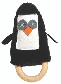 O.B. Designs DINGaRING Pete Penguin
