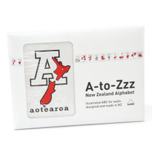 Nuzilla A to Zzz Alphabet Art