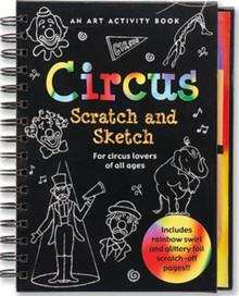 Scratch & Sketch Circus