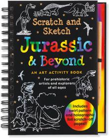 Scratch & Sketch Jurassic & Beyond