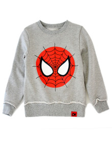 Curious Wonderland Spiderman Windcheater (LAST ONE LEFT - SIZE 1 YEAR)